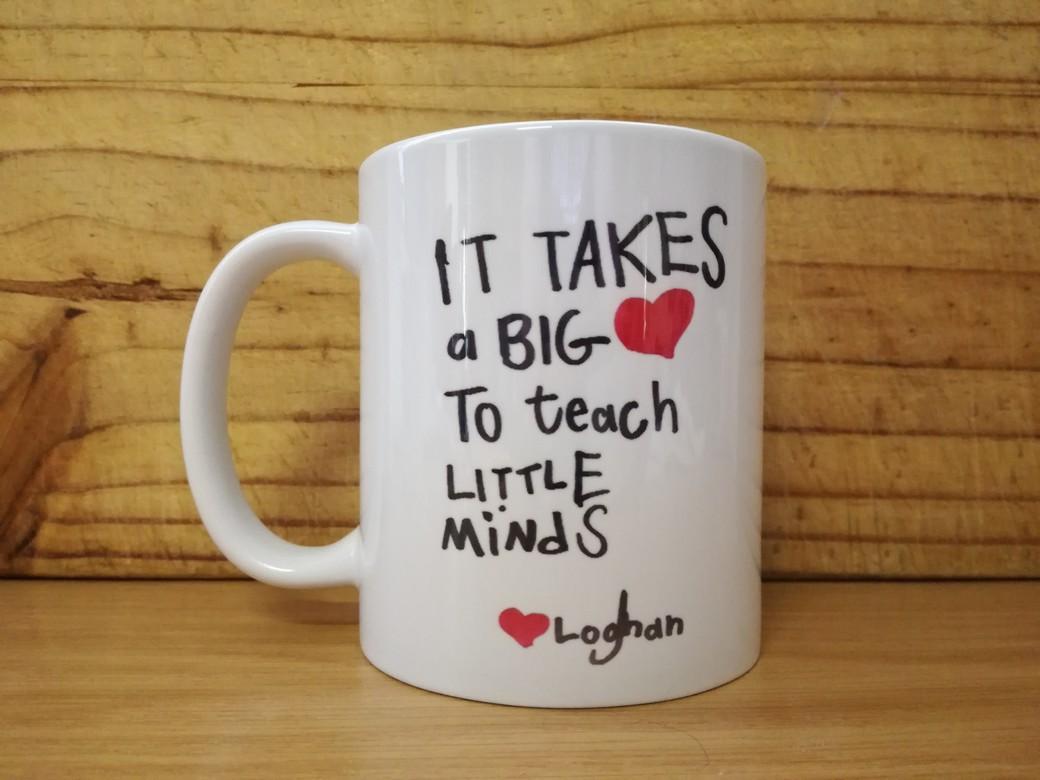 custom printed teacher farewell coffee mug gift mugman