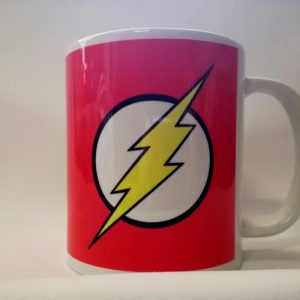 The Flash Coffee mug