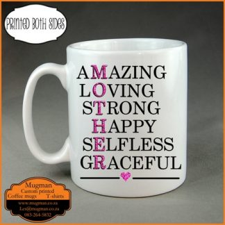 Mothers day 2018 coffee mug gift