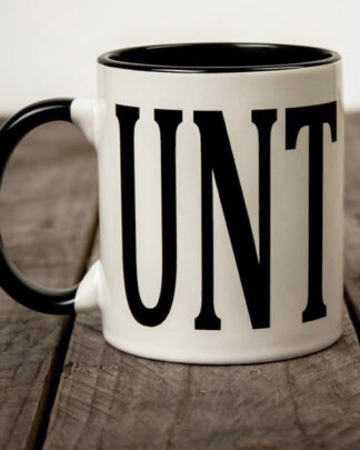 C#nt novelty funny coffee mug