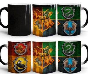 Harry Potter hogwarts magic mug