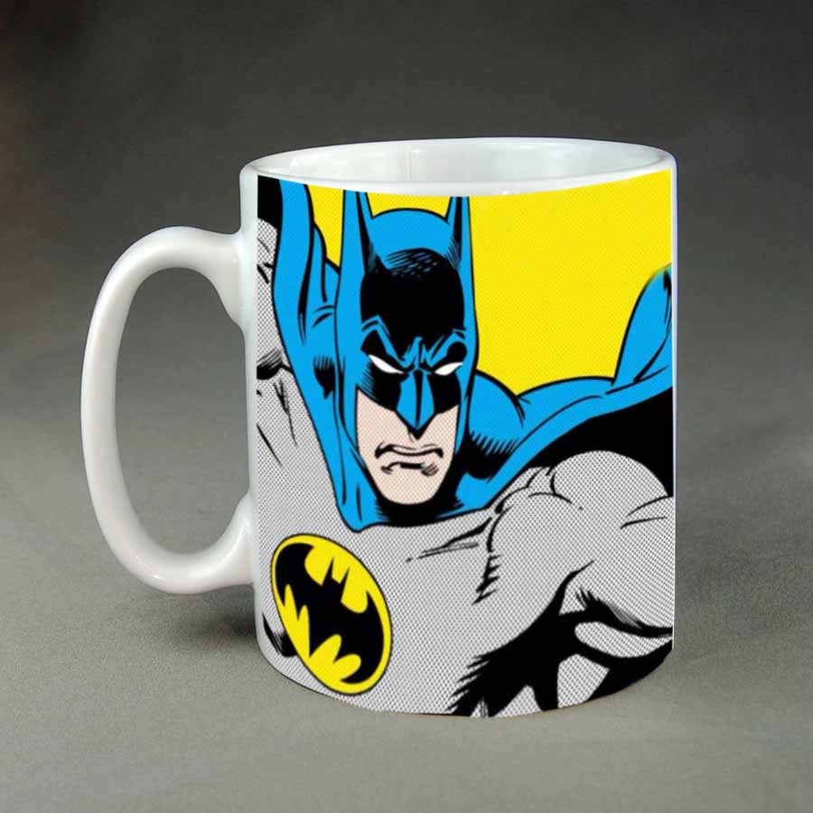 PERSONALISED GIFT MUG BATMAN MUG PERSONALISED MUG COFFEE CUP