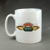 Central perk custom coffee mug