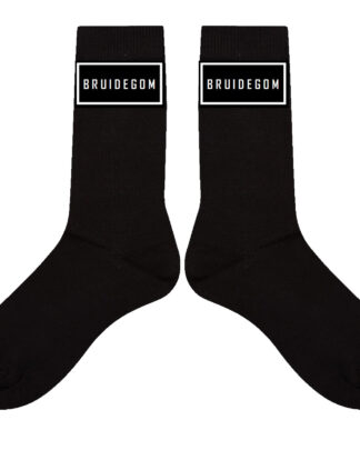 Bruidegom custom Afrikaans wedding socks