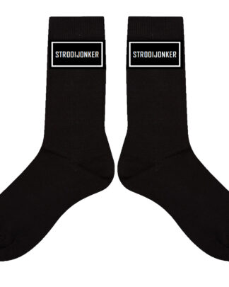 Strooijonker custom Afrikaans wedding socks