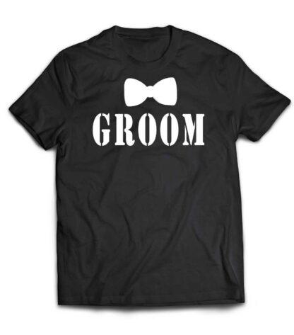 Groom 100% cotton wedding T-Shirt