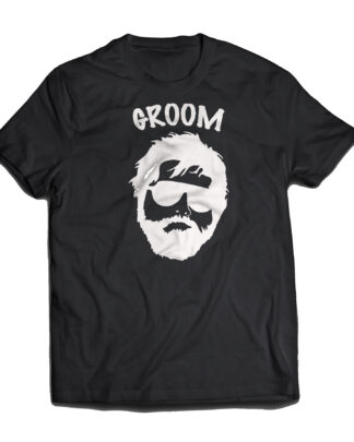 Groom wolfpack Cotton T-shirt