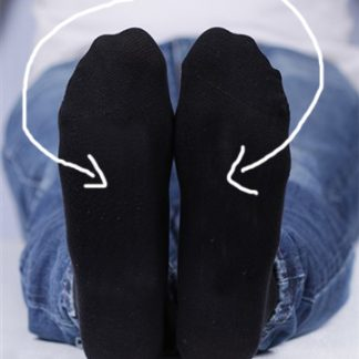 Customisable and personalised mens and ladies socks