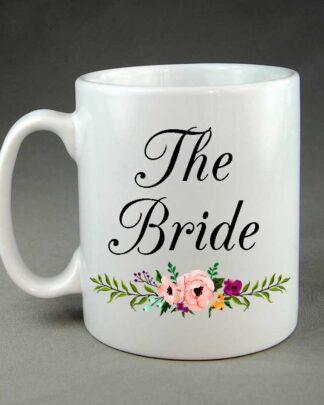 Wedding mug The Bride