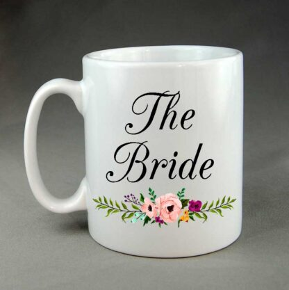 Wedding mug The Bride