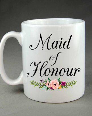 Wedding mug Maid of honour