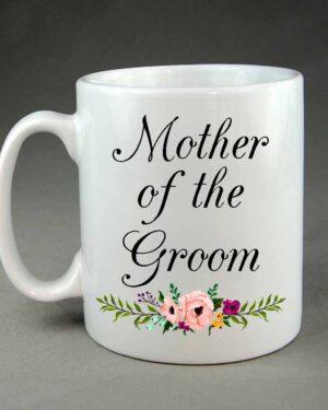 Wedding mug Mother of the Groom