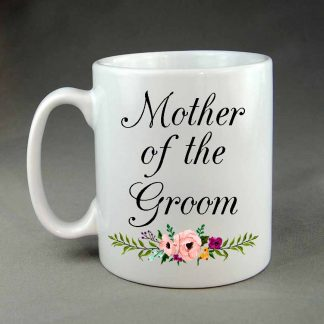Wedding mug Mother of the Groom