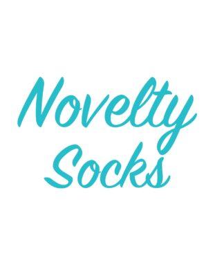 Custom printed Novelty socks.