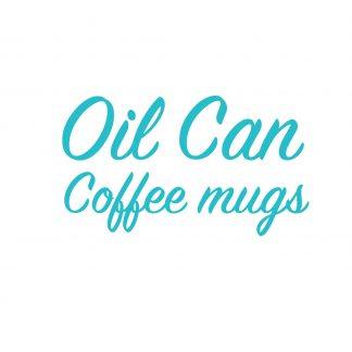 Oil can Coffee mugs