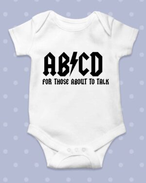 ABCD for those about to talk baby grow