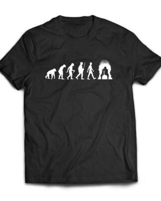 Game of thrones Iron throne evolution T-shirt