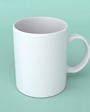 Blank Sublimation white 11oz coffee mug