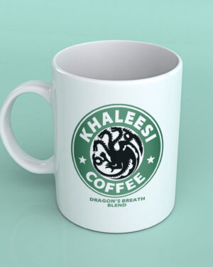 Game of Thrones Khaleesi Coffee mug