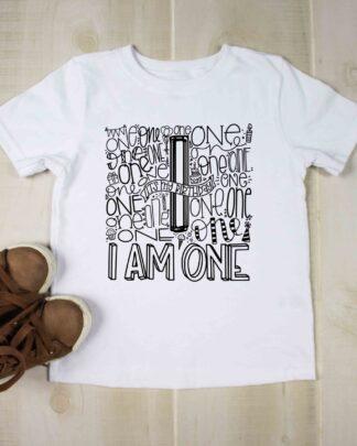 Its my Birthday White kiddie T-shirt