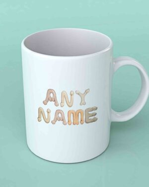 Penis name coffee mug