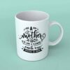A mother is like a flower coffee mug