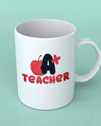 A plus Teacher Coffee mug