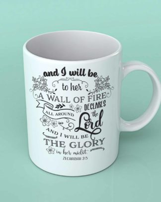 And i will be to her coffee mug
