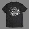 Born to camp T-shirt
