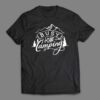 Busy Camping T-shirt