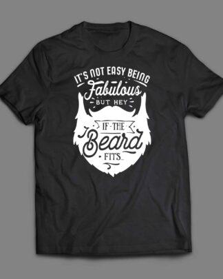 Fabulous Beard T-shirt