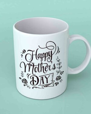 Happy mothers day wrap Coffee mug 1