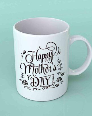 Happy mothers day wrap Coffee mug 1