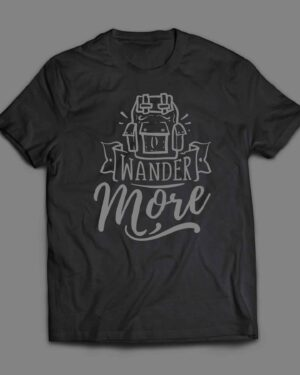 Wander More T-shirt