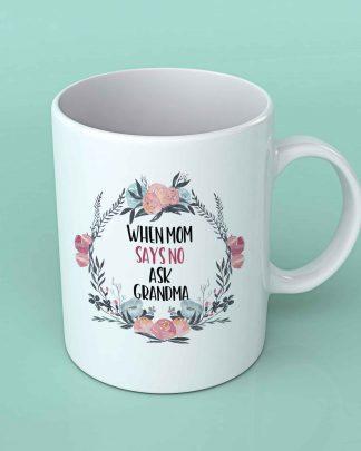 Grand parent mugs