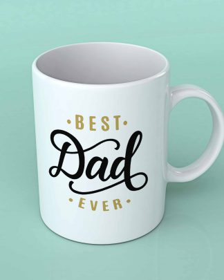 Best Dad ever coffee mug 2