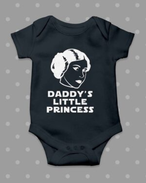 Daddy's little Princess Black Baby grow