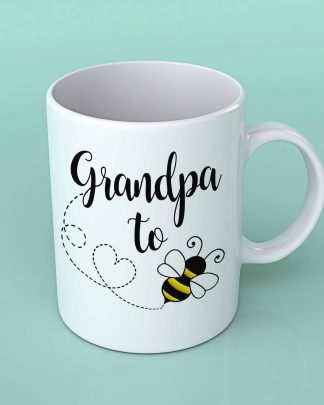 Grandpa to bee Coffee mug