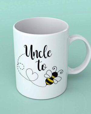 Uncle to bee Coffee mug