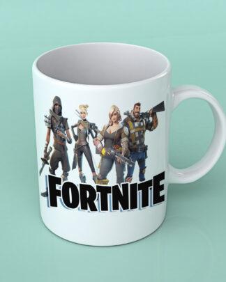 Fortnite mugs