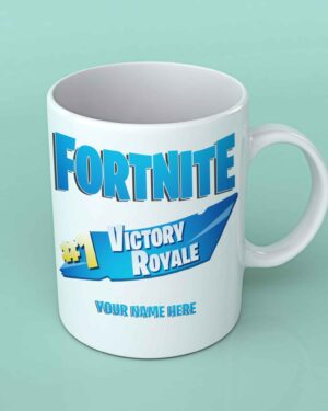 Fortnite Victory Royale coffee mug