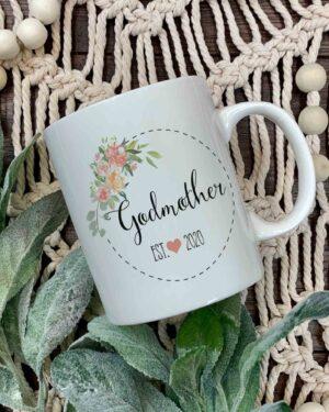 God Parents coffee mugs