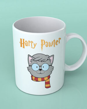 Harry pawter coffee mug