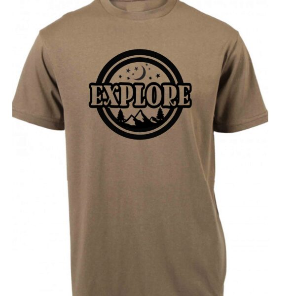 Explore Camping T-shirt