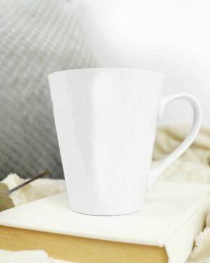 Cone shape Latte mugs